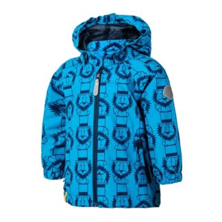 Color Kids Veast Mini Softshell Jakke - Diva Blue