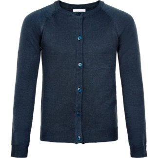 The New Cardigan - Aya - Black Iris