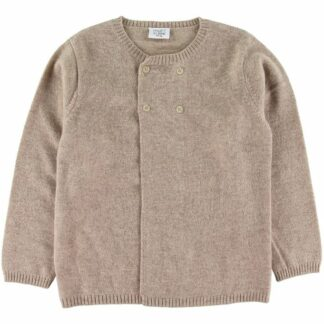 Hust and Claire Cardigan - Kashmir - Beige
