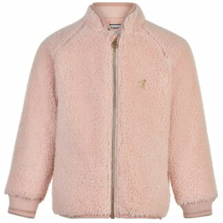 Me Too Cardigan - Teddy - Rose Smoke