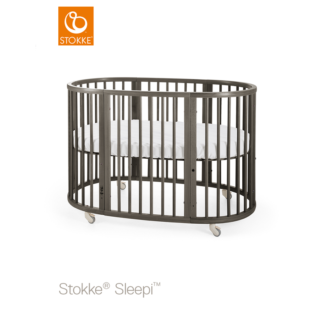 Stokke® Sleepi™ Seng - Hazy Grey